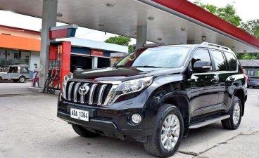 2014 Toyota Prado AT 1.948m Nego Batangas Area