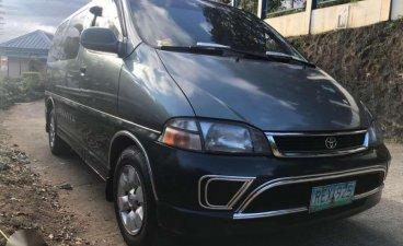 2007 Toyota Hiace Van diesel for sale