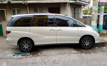 2006 TOYOTA PREVIA - 2 TV monitor . AT . all power . dual aircon