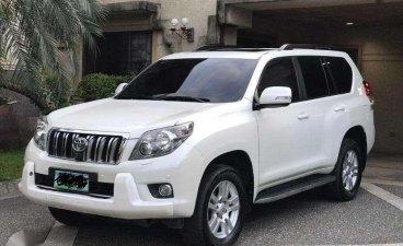 2011 Toyota Land Cruiser Prado VX-L diesel for sale