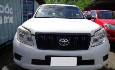 2012 Toyota Landcruiser Prado FOR SALE