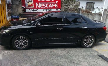 For sale or swap 2009 Toyota Altis