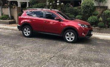 2015 Toyota Rav 4 V for sale