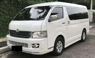 Toyota Hiace Super Grandia 2008 for sale