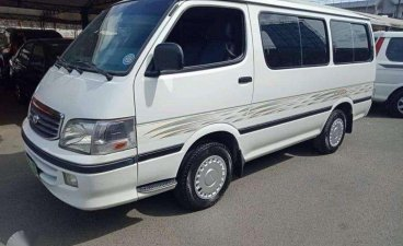 2001 Toyota Hiace Grandia for sale