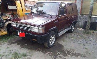 2000 Toyota Tamaraw FX GL Diesel MT Bacolod Reg
