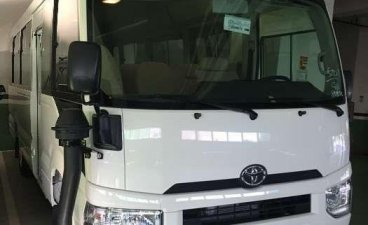All New 2019 Toyota Coaster 29-Seater MT for Financing Only