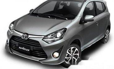 Toyota Wigo 2018 G Manual Transmission New for sale