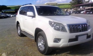 2010 Toyota Prado VX for sale