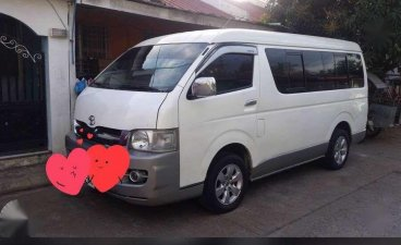 Rush Sale Toyota Hiace Grandia 2007 for sale