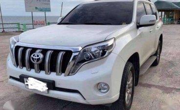 2015 Toyota Prado Vx 4.0 Gas AT FOR SALE