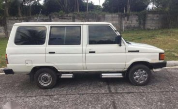 Toyota Tamaraw FX 2000 for sale