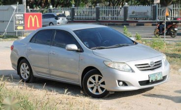 Toyota Corolla Altis 1.6G 2009 Manual First owned low mileage.