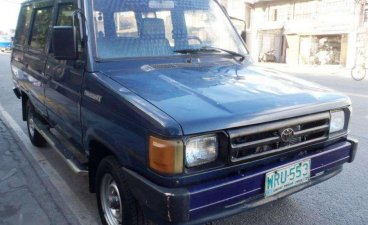 RUSH SALE 2000 Toyota Tamaraw FX Super Fresh Gas Php124000 Only
