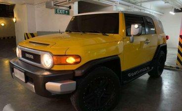 Toyota FJ CRUISER 2015 for sale