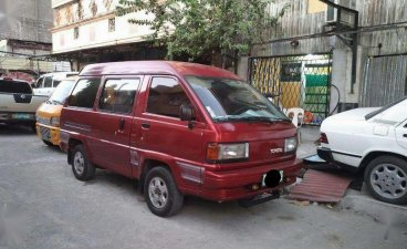 1995 Toyota Lite Ace GXL for sale