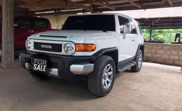 For sale TOYOTA FJ Cruiser 15 First owned