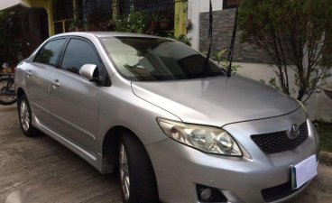 Toyota Corolla Altis 2009 2.0V AT FOR SALE