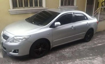 2009 Toyota Corolla Altis 1.6G Very good condition