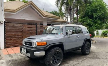 PRISTINE CONDITION 2018 Toyota FJ Cruiser for sale