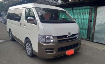 Toyota Hiace Gl Grandia 2008 for sale
