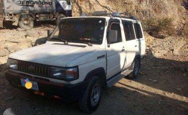 2000 TOYOTA Tamaraw fx 2c diesel