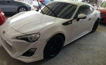 Toyota GT 86 2015 AT aero MT  FOR SALE