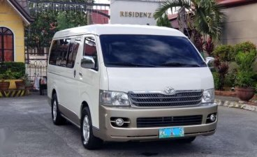 2007 Toyota Hi-Ace for sale