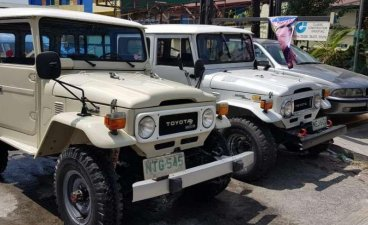1980 TOYOTA Land Cruiser bj40 for sale
