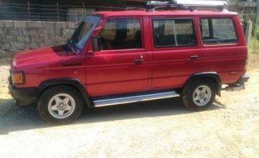 1994 TOYOTA Tamaraw Fx 2c Diesel FOR SALE