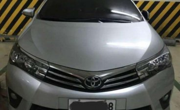 Toyota Corolla 1.6G Sedan Gas 2015 for sale