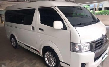 2008 Toyota Hiace AT for sale