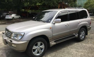 2003 Toyota Land Cruiser VXR for sale