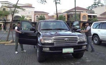 BULLETPROOF 2003 Toyota Land Cruiser (Level BR6) - Only 3.95M (Neg)