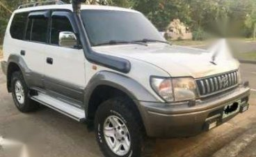 Toyota Land Cruiser Prado 90 1997 for sale