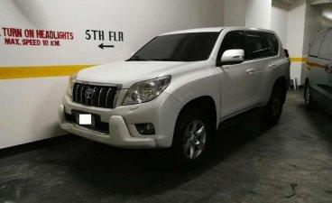 2011 Toyota Land Cruiser Prado TXL for sale