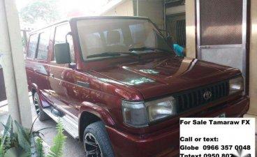 For sale Toyota Tamaraw FX Wagon 1999