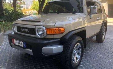 2018 Toyota Fj Cruiser for sale