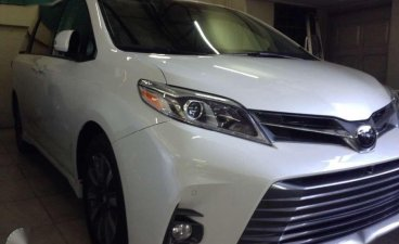 2019 Brand new Toyota Sienna AWD automatic for sale