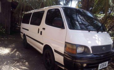 Toyota Hiace Van Manual Transmission 2003 for sale