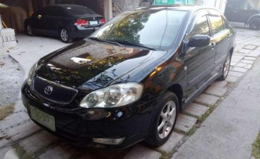 2001 Toyota Corolla 1.8G Automatic for sale