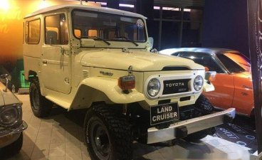 Toyota Land Cruiser 1975 for sale