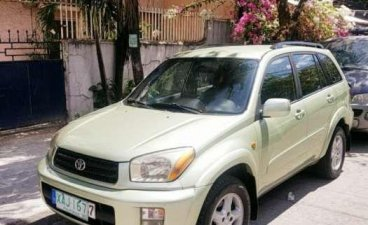 Toyota Rav 4 2001 for sale