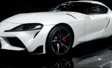 Toyota Supra 2019 brand new for sale
