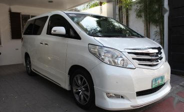 2012 Toyota Alphard V6 for sale