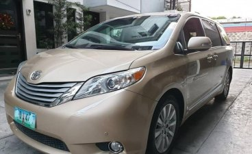 Toyota Sienna limited 2014 for sale