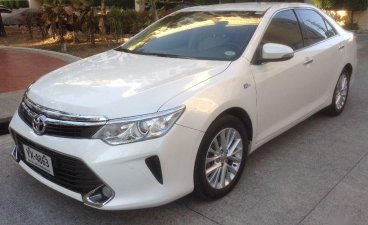2016 Toyota Camry 2.5G for sale