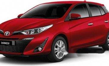 2019 Toyota Yaris 1.3 E MT for sale