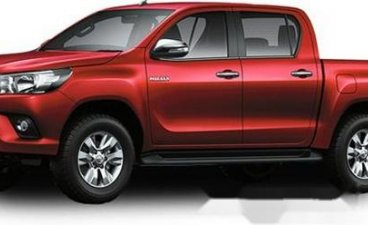 2019 Toyota Hilux 2.4 Conquest 4X2 MT for sale