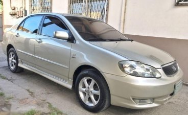 Toyota Corolla Altis 1.6G 2001 for sale